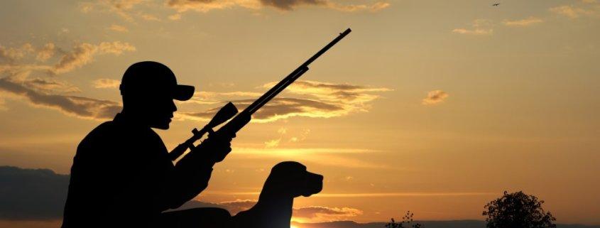 Jæger på jagt